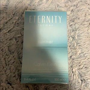 Eternity SUMMER for Men Calvin Klein
